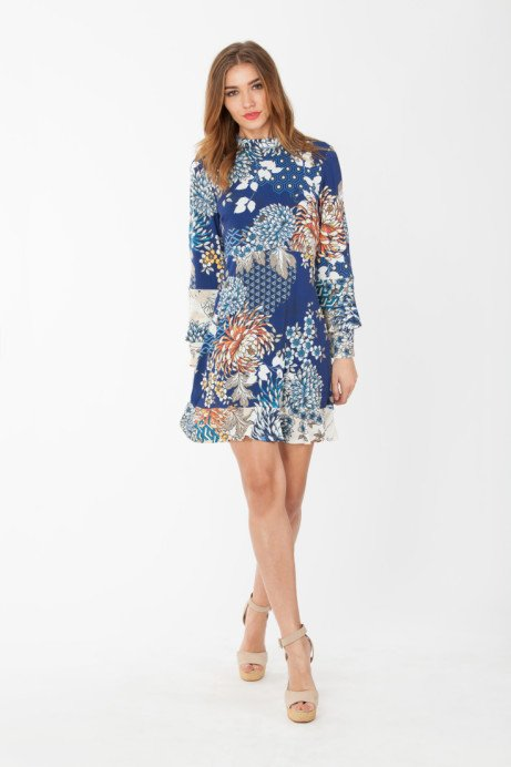 Save £70 on this Hale Bob Rosario 6393 Jersey Dress