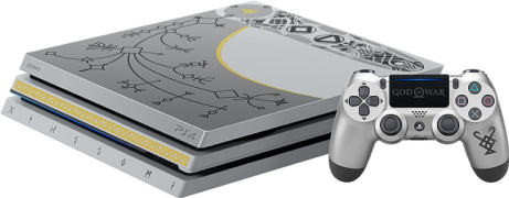 OUT NOW!!! PS4 Pro God of War Limited Edition Console - Only At GAME!