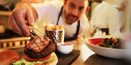 LUNCH at Miller & Carter Steakhouse - 2 courses £10.95 / 3 courses £13.95!