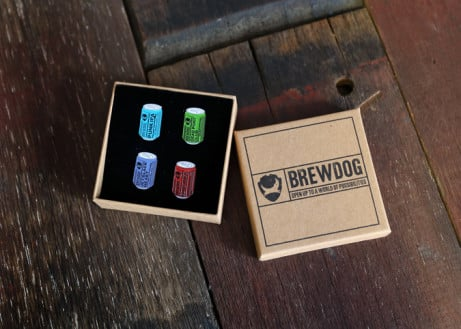 Save £3 on this Can Pin Badge Box Set