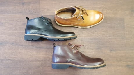 Exclusive to Snizl Deal - All Leather Gents Boots - Now Only £50
