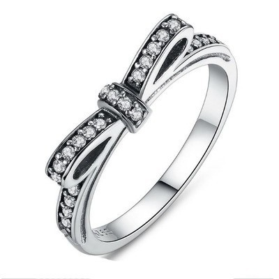 Delicate Bow Ring - £18.00 was £30.00