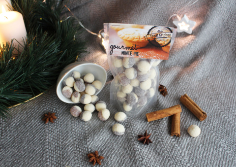 WHAT?! You Haven't tried these yet? Mince Pie Gourmet Pouch: £3.95!