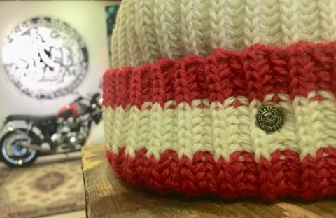 We have British Wool Hats to keep you warm.