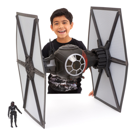 SAVE 66% on Star Wars Black Series First Order Special Forces Tie Fighter!