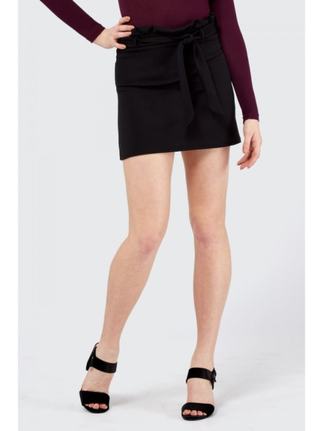 40% OFF this Paper Bag Mini Skirt!
