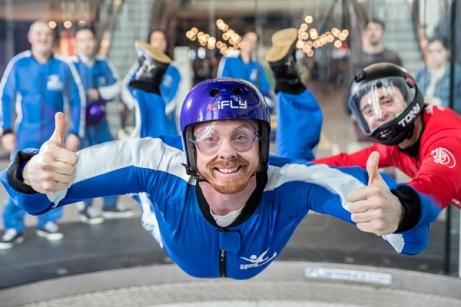 45% OFF - iFLY Indoor Skydiving Experience for 2!