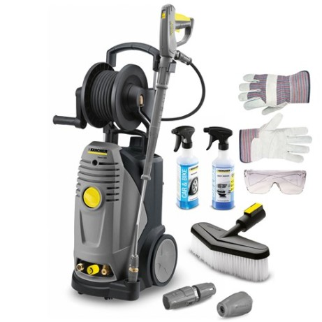 Karcher XPERT DELUXE HD Pressure Washer + FREE Accessories: £459.95!
