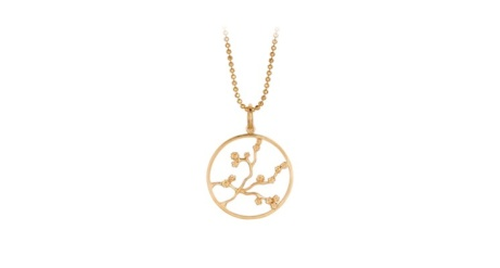 Shop our NEW necklaces, including the SAKURA NECKLACE £65.00!