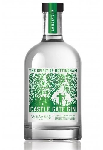 Castle Gate Classic Gin, Nottingham - £39.90!
