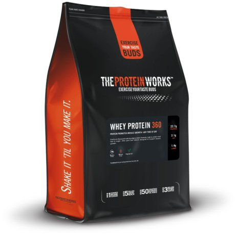 FREE Whey Protein 360 for New Customers with our CODE!