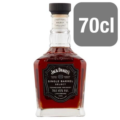 Jack Daniels Single Barrel 70Cl - SAVE £10!