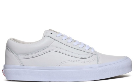 SAVE £43.00 - Vans OG Old Skool LX in White!