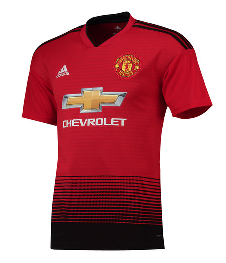 WIN - Manchester United Home Shirt 2018-19 (Any Size)