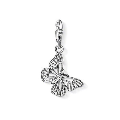 Thomas Sabo Silver Butterfly Charm 1038 - £21.95