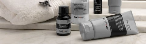 FREE gift when you spend £30 on Anthony!