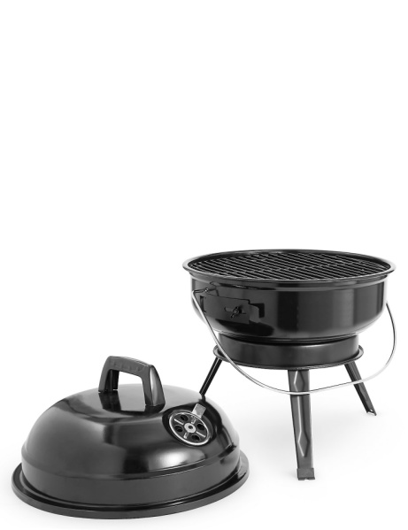 M&S COLLECTION  37cm Small Portable BBQ, NEW LOWER PRICE!