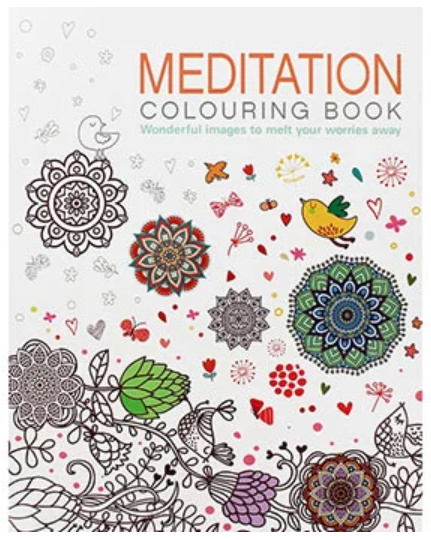 65% OFF - The Meditation Colouring Book!