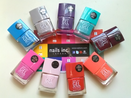Two Gel Effect nail polishes for £20 - SAVE up to £10!