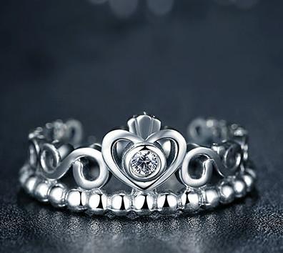 £11 off this Silver Princess Tiara Ring