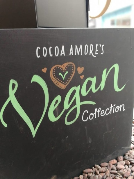 Did you know that we have a great selection of vegan chocolate