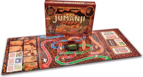 40% OFF - Jumanji Board Game!