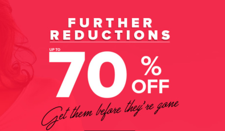 Shop our Summer Sale and SAVE up to 70%!