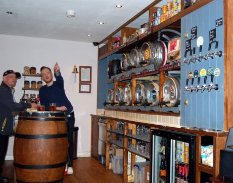 Come and view all of our ales and alcohol in-store today at Hurts Yard Nottingham!