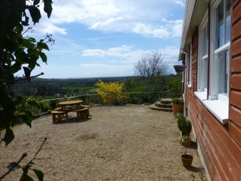 If you don't fancy the idea of camping, we have a beautiful 3 bedroom bungalow available!