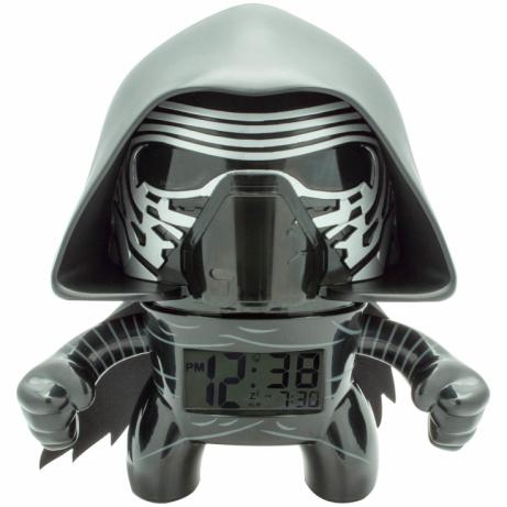 SAVE 24% on this BULBBOTZ Star Wars Kylo Ren Clock!