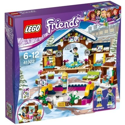 SAVE 17% OFF Lego Friends Snow Resort Ice Rink!