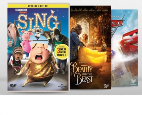 View films under £5 online!