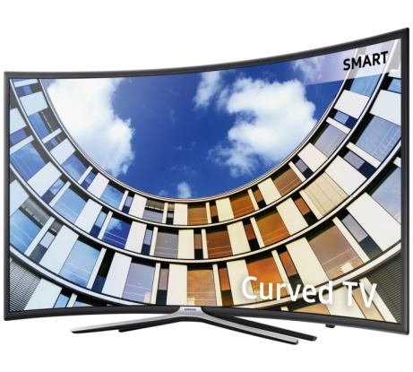 Save £90 on Samsung 49M6320 49 Inch Curved Full HD Smart TV