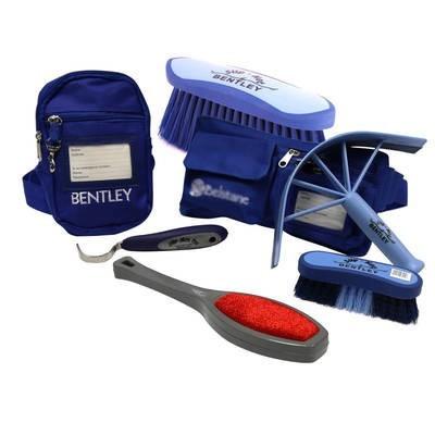 Bentley Equestrian Blue 7 Piece Grooming Set - £10.99 was £12.99