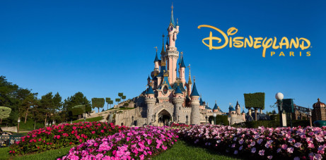 Tickets to DisneyLand Paris from ONLY £28.97