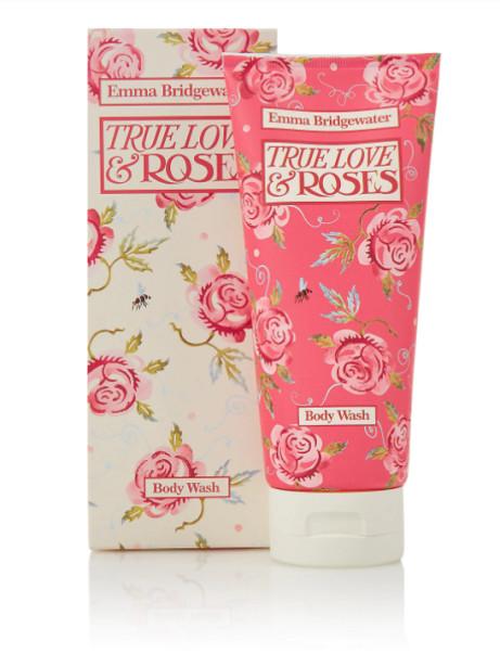 20% OFF Emma Bridgewater - Including True Love & Roses Body Wash!