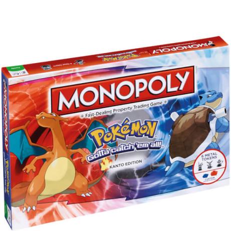 Save: £8.00 on the Monopoly - Pokémon Edition