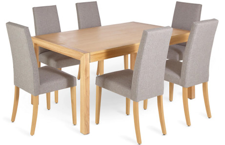 Dining Table & 6 Chairs Bundle - SAVE £547!