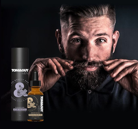TONI & GUY Beard Care - EXCLUSIVE at Boots!