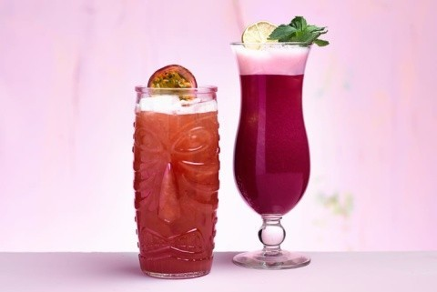 It's Stoptober - We have the Blackberry Colada Mocktail for just £5.00!