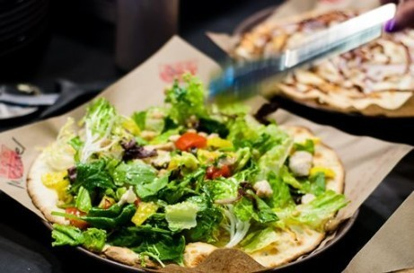 Ever had a Pizza Salad? Try today at our Nottingham Store!