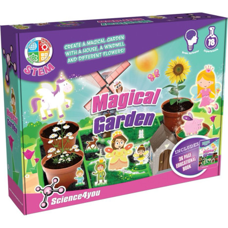 50% OFF this Science 4 You - Magical Garden - NOW ONLY £10!