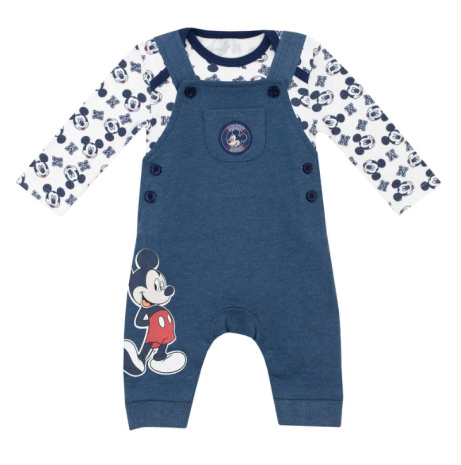 SAVE 1/3 on this Mickey Mouse Dungaree Set!