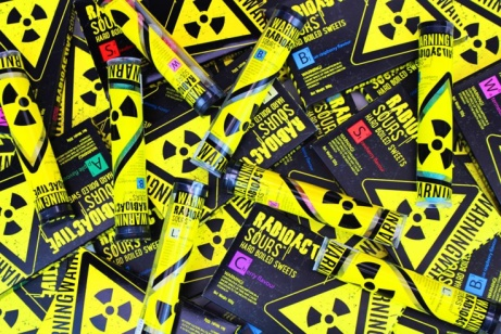 Up for a challenge? Pop in to our Nottingham store today to try our Radioactive Sours!
