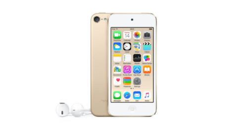 Make Mothers Day extra special - Apple iPod Touch 6th Generation 32GB (Gold) £199.00!
