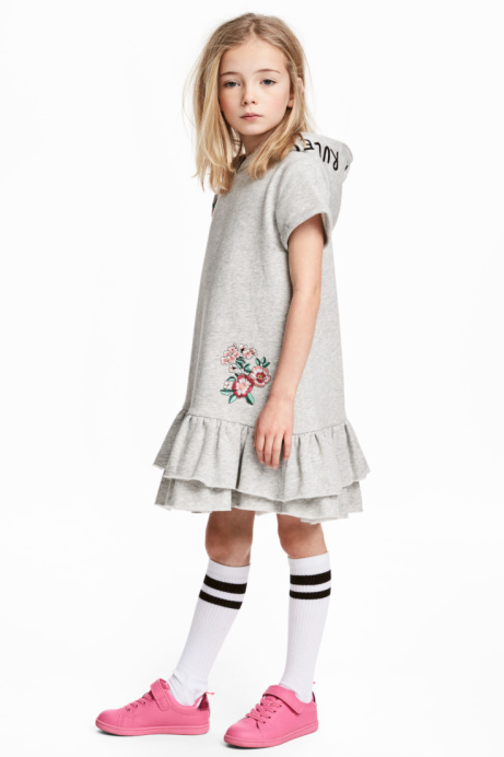 SAVE over 35% OFF this Hooded sweatshirt dress!