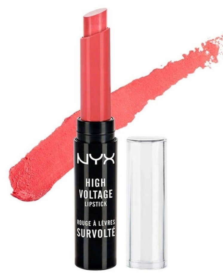 NYX Turn it up lipstick- Rags to Riches