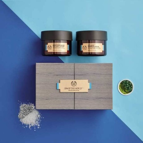 Gifts for Him - Spa Of The World™ Revitalising Body Collection £40.00!