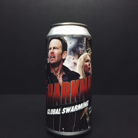 Try our SHARKNADO Blood Orange and Sea Salt IPA - £5.00!