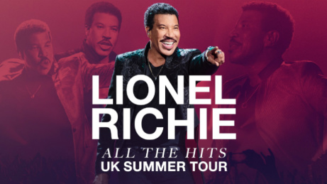 Lionel Richie: UK Summer Tour tickets from ONLY £49!